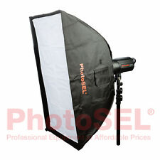PhotoSEL SBSR6X9 60 x 90 cm softbox Bowens S tipo velocità Anello Studio Luce Flash