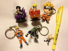 CHOOSE ONE~NARUTO STAMP OR KEY CHAIN from Japan-ship free