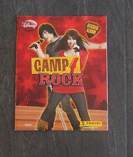 PANINI SAMMELALBUM CAMP ROCK LEER