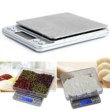 500g x 0.01g Pocket Scale Jewelry Weight Electronic Digital Balance Scale Gram
