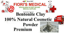 Bentonite Clay -100% Natural Cosmetic Powder -200g