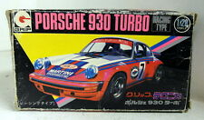 Eidai Grip 1/28 Scale 1600 Porsche 930 911 Turbo Martini Vintage diecast car