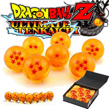 7pzas JP Anime Dragon Ball Z Estrellas Crystal Collection Para niños Juguete
