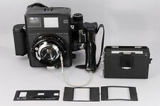 【Exc+++++】 Mamiya Super 23 + Sekor 65mm F6.3 + 6x9 6x6 6x4.5 120 From Japan#1128