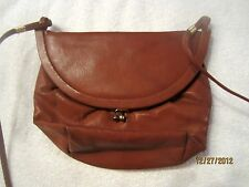Vintage Leather Handbag Since 1901 By SMco.