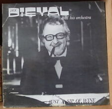 JACK DIEVAL AND HIS ORCHESTRA JUST A SIP OF WINE FRENCH LP