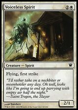 Voicless Spirit X4 EX/NM Innistrad MTG Magic Cards White Common
