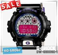 G-SHOCK BRAND NEW WITH TAG DW-6900SC-1 WHITE X BLACK Digital Resin Band WATCH
