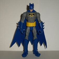 Batman Power Attack Twin Blades Action Figure Only Mattel X2295 2004 Loose Used