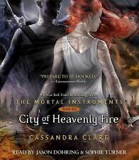 NEW - City of Heavenly Fire (The Mortal Instruments) by Clare, Cassandra