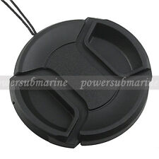 46mm Lens Cap Hood Cover Snap-on For Fujifilm FinePix S700 S5800 S5700 Camera UK