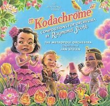 Kodachrome: Raymond Scott Compositions for Orchestra [8712530911825] New CD