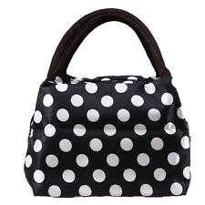 Portable Lunch Box Carry Tote Storage Bento Bag Case Picnic Waterproof Container