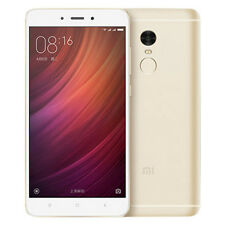 "Xiaomi India Warranty Xiaomi Redmi Note 4 Duos Dual 64GB 4GB 5.5"" 13MP 5MP Gold"
