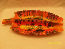 Vintage Maurice of California Retro Dish