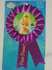 NEW~ TINKERBELL~  GUEST OF HONOR RIBBON PARTY SUPPLIES