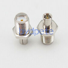 TS9 male plug to SMA female jack Straight RF connector Adapter