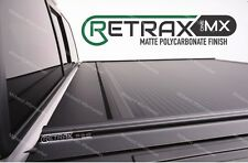 "Retrax RetraxOne MX Retractable Tonneau Cover 07-13 Chevy Silverado 1500 67"" Bed"