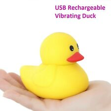 Vibrator-Duck - Discreet and Waterproof Multi-Speed