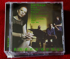 Various ‎– Androgyny TUTTO COMPILATION Garbage MUSE Tricky MAXIM Sigur ros Promo