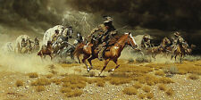 Frank McCarthy SPOOKED      rare Mint Condition
