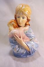 Edna Hibel Maria and Child Figurine Kaiser Porcelain Section IV