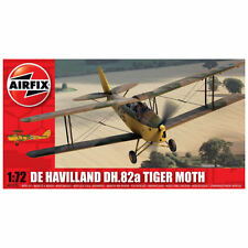Airfix De Havilland DH.82a Tiger Moth 1:72 Model Kit A01025