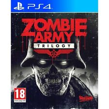Zombie army trilogy PS4 game brand new