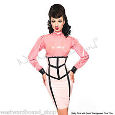 R1375  Rubber Latex BRUNELLESCHI Dress **Shown* SIZE 10 UK £245 ONE ONLY