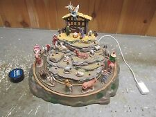 Lemax Sights and Sounds - Nativity Scene