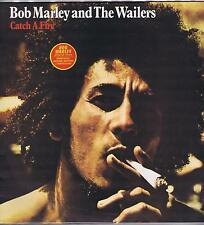 LP BOB MARLEY & THE WAILERS CATCH A FIRE REMASTERED