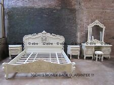 Rococo Bedroom set ~ With Any size Any Color bed
