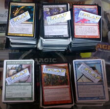 LOTE 260 CARTAS CARDS LOT PACK MAGIC THE GATHERING COMUNES E INFRECUENTES MTG