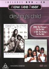 Destiny's Child - Now See Hear (DVD, 2003)