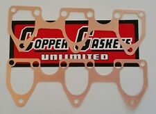 TRIUMPH T150 T160 COPPER ROCKER BOX GASKET  .53MM THICK