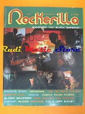 rivista ROCKERILLA 245/2001 Godspeed You Black Emperor Warrior Soul Alcoor *NOcd