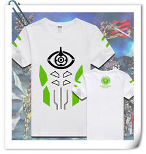 KAMEN MASKED RIDER GHOST cotton short sleeve T-shirt NECROM WHITE not eyecon