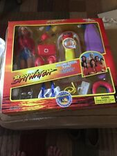 BAYWATCH LIFEGUARD TRAINING PLAYSET by Toy Island w/Pamela Anderson Doll NIB '97
