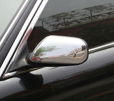 Jaguar XJ6 & XJ8 Chrome Mirror Covers