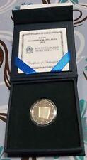 Malta  2 € 2015   Proclamazione della Repubblica proof fondo specchio