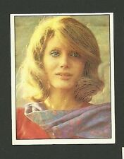 Anna Arazzini #144  Scarce 1972 Pop Rock Music Card  Look! from Italy