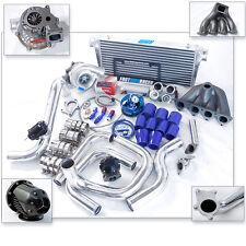 T3/T4 T3/60-1 T3 Turbo Kit Top Mount Manifold EF EG EK DA DC2 B16 B18 B16A B16B
