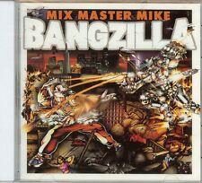 Bangzilla - Mix Master Mike - CD - NEW