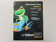 enVision Math grade 2 Benchmark Tests TG 0328344443