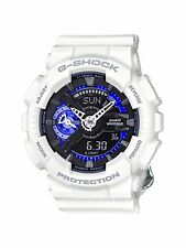 Casio G Shock * GMAS110CW-7A3 S Series White Blue Women Ivanandsophia COD PayPal