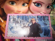 PANINI DISNEY FROZEN LA REINE DES NEIGES AUTOCOLLANT STICKER N° 148 BRILLANT