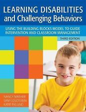 Learning Disabilities and Challenging Behaviors : A Guide to Intervention and...