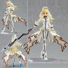 Japan Anime Figma Fate/Extra CCC Fate Stay Night Saber Bride Figure Figur 14cm