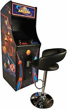 ARCADE GAME OF THE YEAR!!! 621 Games in a beautiful upright arcade cabinet!