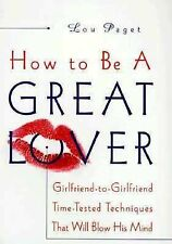 How to Be a Great Lover NEW